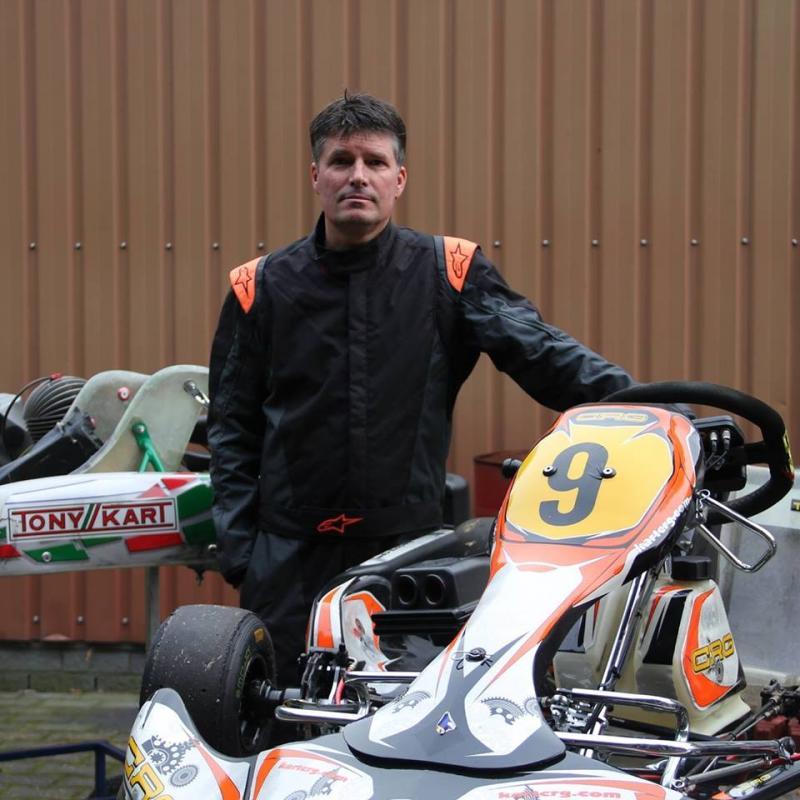 Rob Boerema, eigenaar van Autobedrijf Rob Boerema in Gieten